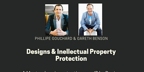Masterclass: How to  Protect Products & Design with Intellectual Property tickets