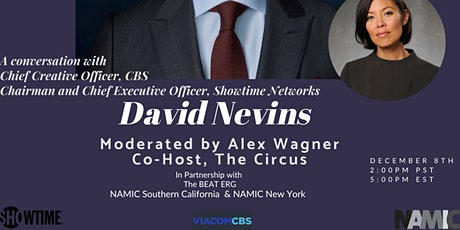 NAMIC & The Beat Presents: Content For Change Featuring David Nevins tickets