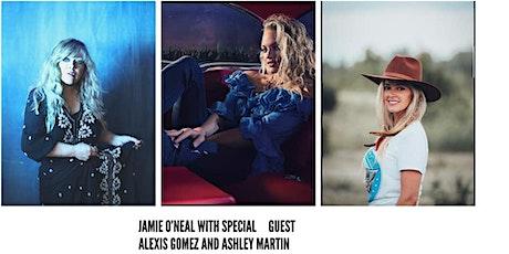 Jamie O'Neal with Alexis Gomez and Ashley Martin tickets