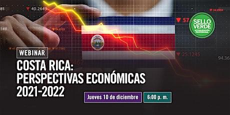 #SELLOVERDE: Perspectivas Económicas 2021-2022 y sus efectos pospandemia entradas