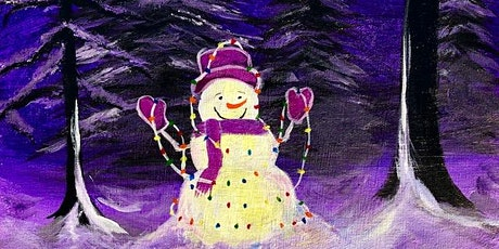 Best Snowman Paint Night 'Lighted Snowman' tickets