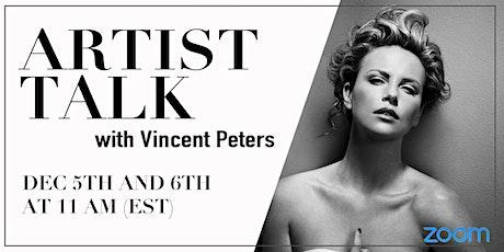 Vincent Peters - Let's Talk! tickets