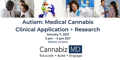 Autism: Medical Cannabis  Clinical Application + Research tickets