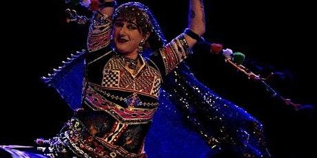 Kalbeliya Dance Basics   Katrina Ji  #bellydance #bollywood Tickets