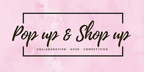 Pop up & Shop up's Holiday Market tickets