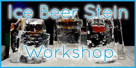 Ice Beer Stein Carving Workshop tickets