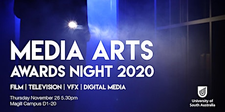 2020 Media Arts Awards Night_December 10 tickets