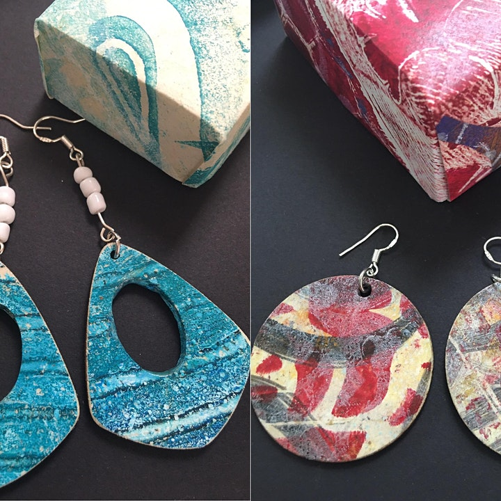 Day Earring workshop image