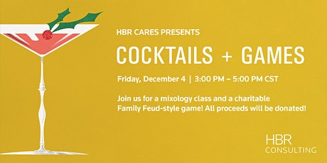 2020 HBR Cares Holiday Event tickets