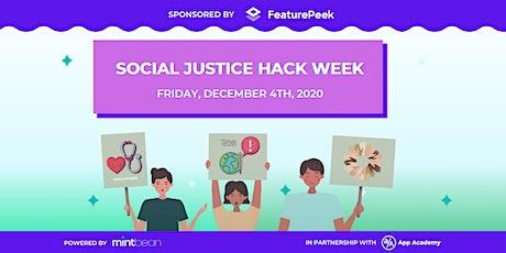 Social Justice Hackathon tickets