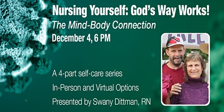 Nursing Yourself: The Mind-Body Connection tickets