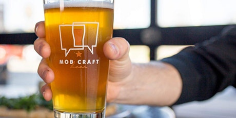 Yoga + a Beer at MobCraft Brewery tickets