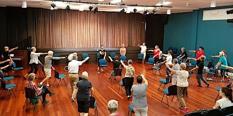 Dance for Parkinson's - Warners Bay Theatre - Feb 2021 tickets