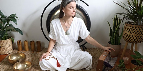 Virtual Cancer Full Moon Sound Bath and Guided Meditation tickets
