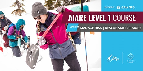 CO SheJumps AIARE Level 1: Crested Butte tickets