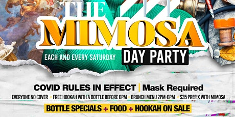 THE MIMOSA DAY PARTY tickets