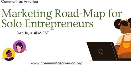 Small-Business Marketing for Solo Entrepreneurs tickets