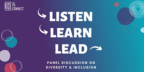RISE & Connect: LISTEN, LEARN, LEAD tickets