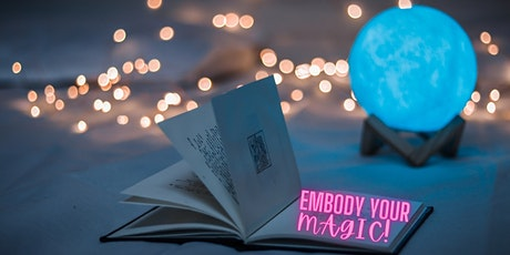 Embody Your MAGIC! Women's Retreat tickets