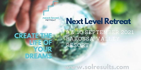 Next Level Retreat | Two days of intensive personal growth and development tickets