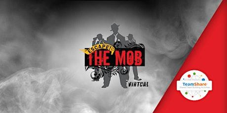 Escape the Virtual Mob | TeamShare tickets