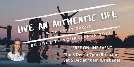 Live an Authentic Life tickets