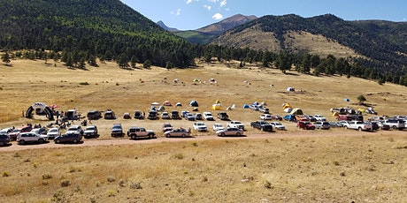 CAMPING RESERVATION for Sangre de Cristo Ultras tickets