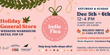 Indie Flea General Store/ Skip the Line Appointment tickets