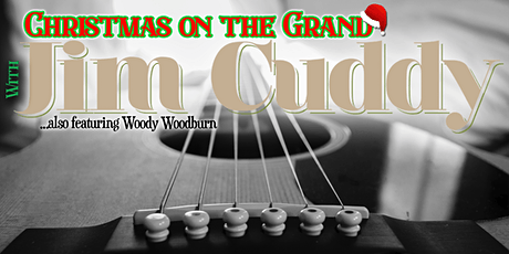 Christmas on the Grand with Jim Cuddy tickets