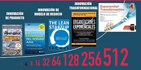 Modelo de negocios exponenciales (Executive Briefing) boletos