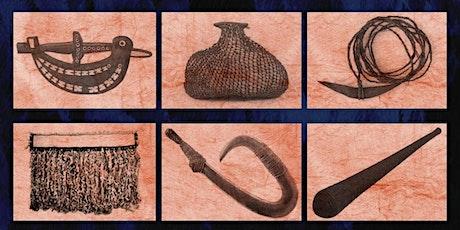 Navigating craft in Moana Oceania: Crafting Aotearoa to Tok Stori Tuesdays tickets