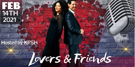 Lovers & Friends Jazz & Comedy Interlude tickets