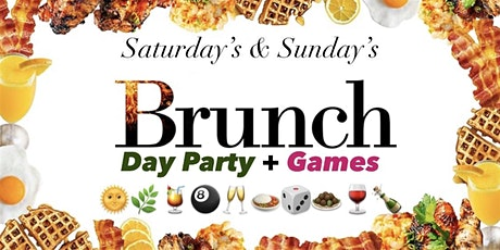 Brunch Games and Day Party tickets