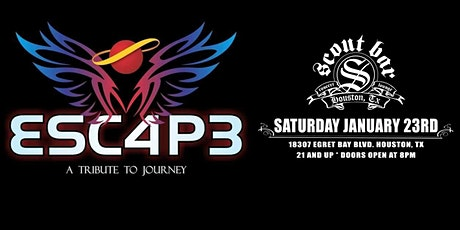 ESCAPE - a tribute to Journey tickets