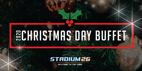 Christmas Day Buffet Lunch tickets