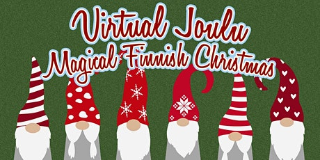 Virtual Joulu: Magical Finnish Christmas tickets