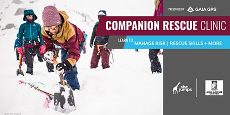 MT SheJumps Companion Rescue: Bozeman tickets