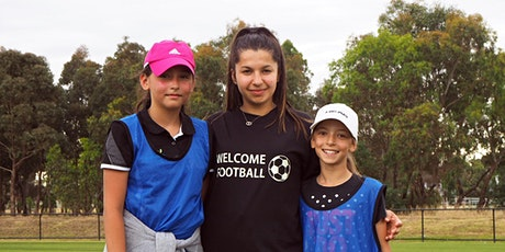 Bringing multicultural young people and their families back into sport tickets
