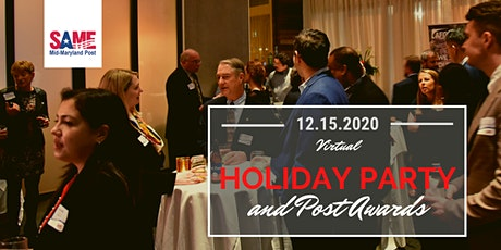SAME Mid-Maryland Holiday Party & Post Awards tickets