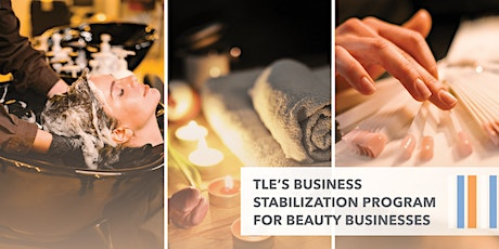 Virtual Info Sessions for TLECFUE's  Business Stabilization Program tickets