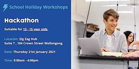 School Holidays - Hackathon Workshop tickets