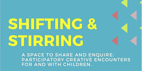 Shifting & Stirring #8: Let's NOT make Aboriginal Art tickets