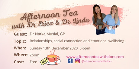 Relationships & Emotional Wellbeing tickets