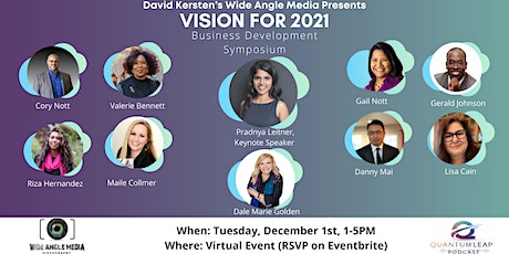 Vision for 2021: Business Development Symposium tickets