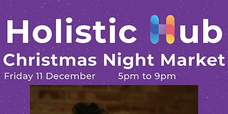 Holistic Hub Night Market tickets