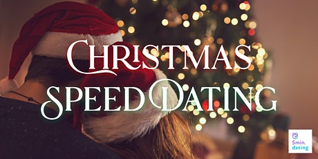Christmas Virtual SpeedDate (30s&Over singles) | Dec 1 | California tickets