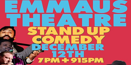 Stand Up Comedy Night (BYOB) tickets