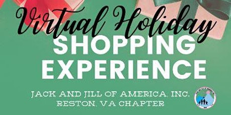Virtual Holiday Shopping Experience tickets