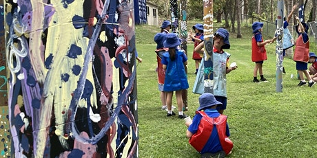 Pop Up Poles family painting workshop - Summertime Playscape tickets