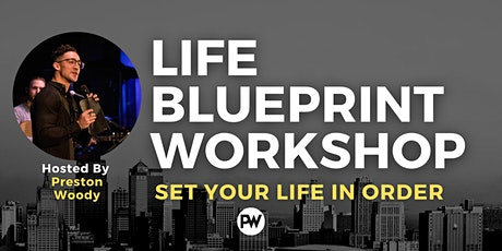 Life Blueprint Workshop tickets